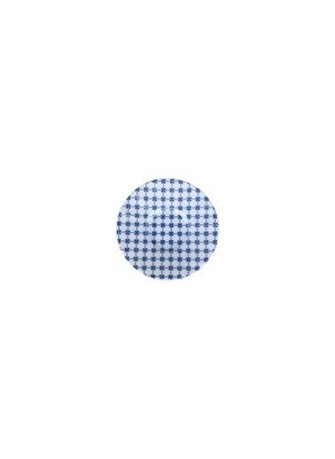 Porland Blue Desen3 Ergo Çay Tabağı 11Cm Renkli